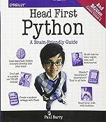 Head First Python: A Brain-Friendly Guide