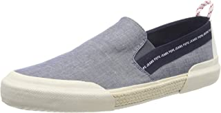Pepe Jeans Cruise Slip on Men Chambray, Chaussures Bateau Homme