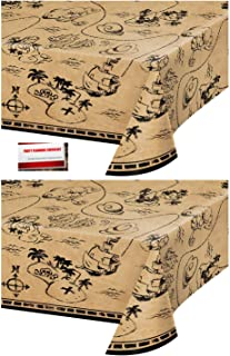 Best map tablecloth plastic Reviews