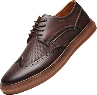 Sponsored Ad - Arkbird Oxford Dress Shoes for Men Men's Fashion Casual and Formal Leather Shoes for Business and Everyday