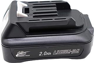 GOLEMON® 12V 2,0 Ah / 2000mAh BL1021B Battery replace for BL1020B BL1041B BL1040B BL1016 BL1015 Battery for Makita Tool DF...