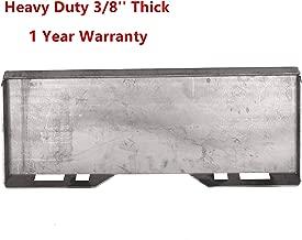 Best universal skid steer mounting plate Reviews