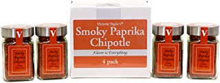 Smoky Paprika Chipotle 4 Pack - Mesquite flavored spice blend.