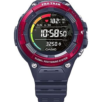 """Casio""""Pro Trek"""" Outdoor Heart-Rate Monitor GPS Sports Watch (Model WSD-F21HR-BKAGU)"""