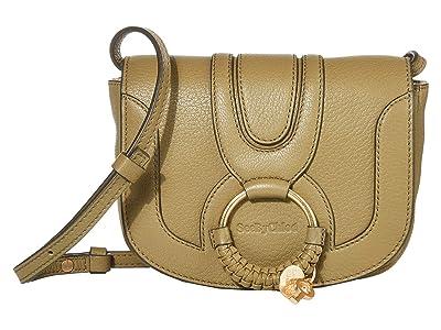See by Chloe Mini Hana Bag (Safari Khaki) Handbags