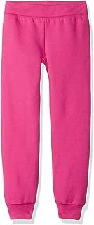 Hanes ComfortSoft; EcoSmart Girls Jogger Sweatpants/_White/_S