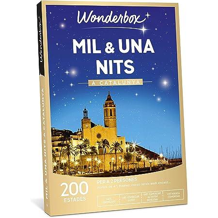 WONDERBOX Caja Regalo - MIL & UNA NITS A Catalunya - una ...