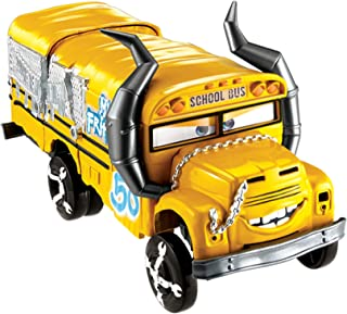 Cars Disney 3 Mega Crash Miss Fritter