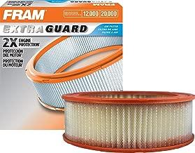 FRAM CA162 Extra Guard Round Plastisol Air Filter