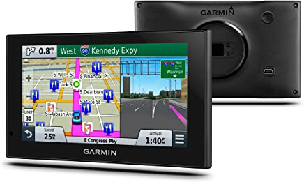 Garmin Nuvi 2689LMT 6.1-Inch Bluetooth GPS Navigator - (Certified Refurbished)(Black