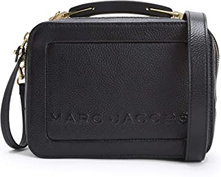 be294e7ead7b Marc Jacobs Women s The Box 20 Pebbled Leather Bag Black