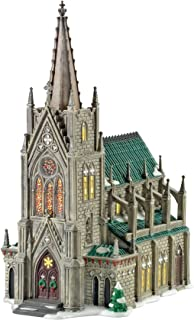 Department 56 The Cathedral of St. Nicholas 30th Anniversary Special Edition