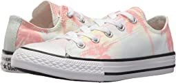 Chuck Taylor All Star Palm Trees Ox (Little Kid/Big Kid)