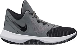 Mens AIR Precision NBK Cool Grey Black White Size 9