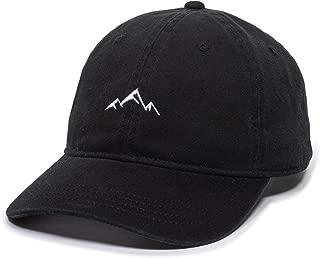 Outdoor Cap Unisex-Adult Mens Mountain dad hat - Unstructured Soft Cotton Cap AMZ4067459-P, Unisex-Adult Mens, Mountain dad hat - Unstructured Soft Cotton Cap, AMZ4067459
