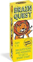 Brain Quest Kindergarten, Revised 4th Edition
