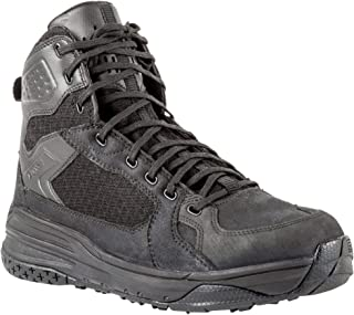 Tactical Halcyon Patrol Boots, Slip/Oil-Resistant Outsole, Rapid Dry Micro Suede, Style 12363