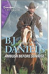 Ambush before Sunrise (Cardwell Ranch: Montana Legacy Book 3) Kindle Edition