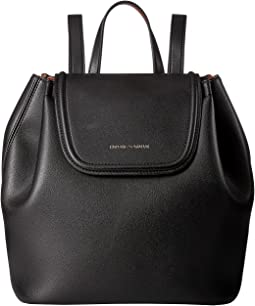 Emporio Armani - Eco Leather Backpack