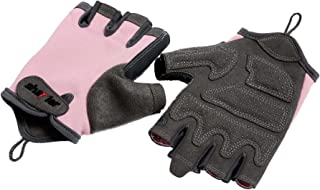 Shayier Half-Finger Protecting Gloves for Gym Workout Fitness Cross Training Weight Lifting & Outdoor Sports
