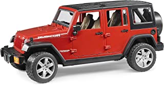 Bruder Jeep Wrangler Unlimited Rubicon Toy Vehicle