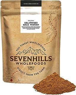 Sevenhills Wholefoods Maca Gelatinizada En Polvo Orgánico 1kg