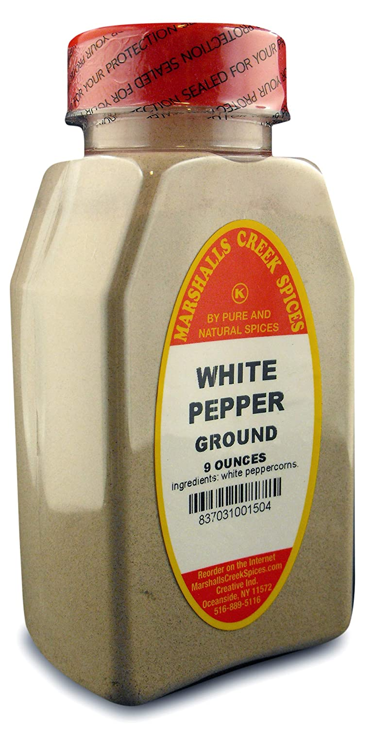 Marshalls New Orleans Mall Creek Excellent Spices White Pepper 6 Seasoning Ground Ounce