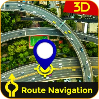 GPS Earth Map Navigation and Offline Map