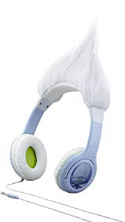 Trolls Guy Diamond  Kid Friendly Headphones with Built in Volume Limiting Feature for Kid Friendly Safe Listening