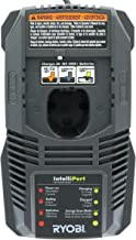 Ryobi P118 Lithium Ion Dual Chemistry Battery Charger for One+ 18 Volt Batteries (Battery..