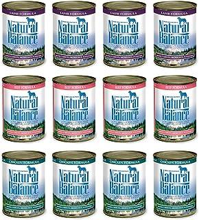Natural Balance Food Variety Pack
