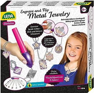 Lena 42655 Smyckestudio för Barn, Silver