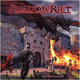 Shadowrift 2nd Edition Strategy Game