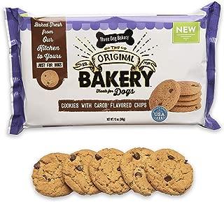Three Dog Bakery Carob Chip Cookie
