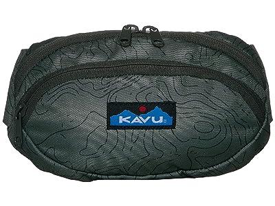 KAVU Spectator (Green Topo) Bags