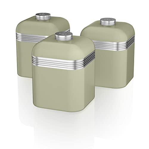 Kitchen Green Canister Sets: Amazon.com