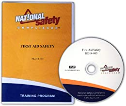 First Aid Safety Video Training Kit