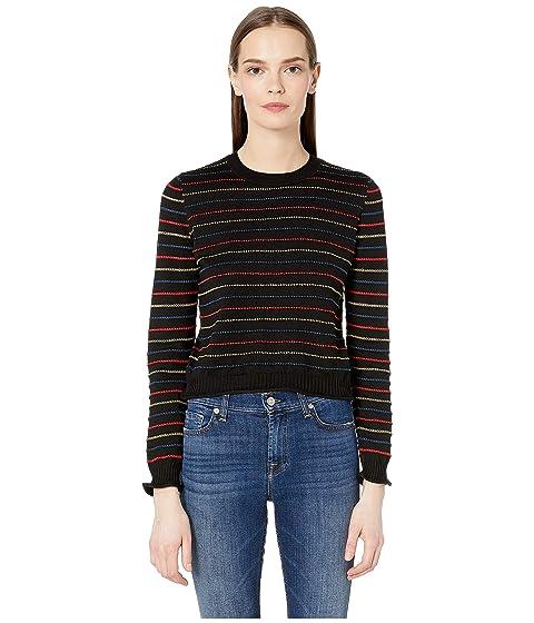 Sonia Rykiel Fancy Stripes Sweater