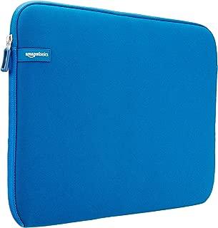 """AmazonBasics 15 to 15.6"""" Laptop Sleeve, Blue"""