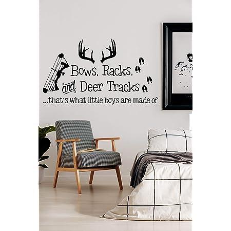 Archery Bow Hunting Hunter Wall Art Home Decor Mural Decal Vinyl