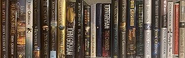 John Grisham Hardcover Thriller Novel Collection 24 Book Set