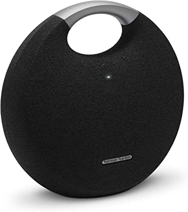 Harman Kardon Onyx Studio 5 Bluetooth Wireless Speaker (Onyx5) (Black) (Renewed)