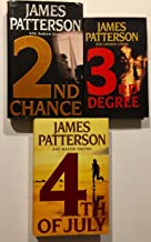 3 Books! 1) 2nd Chance 2) 3rd Degree 3) 4th of July