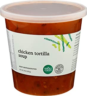 Whole Foods Market, Chicken Tortilla Soup, 24 Ounce