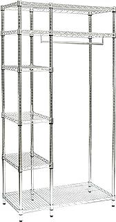 ARCHIMEDE Ropero Metal Cromado