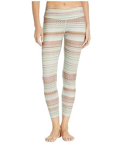 Burton Lightweight Pant (Aqua Gray Revel Stripe) Women