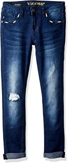 VIGOSS Girls' Big Fashion Jean