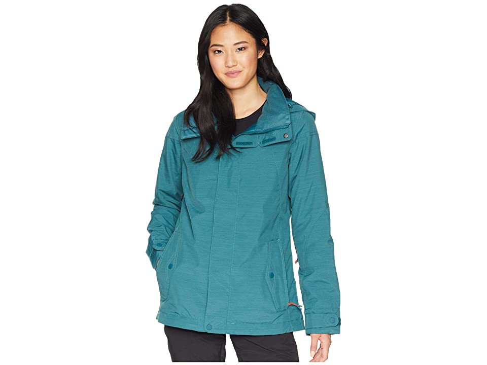 Burton Jet Set Jacket (Balsam Heather) Women