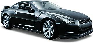Maisto 531294 Nissan GT-R '09 - Coche a escala 1:24, color negro
