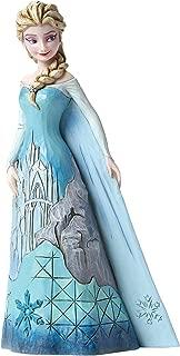 Elsa with Ice Castle Dress